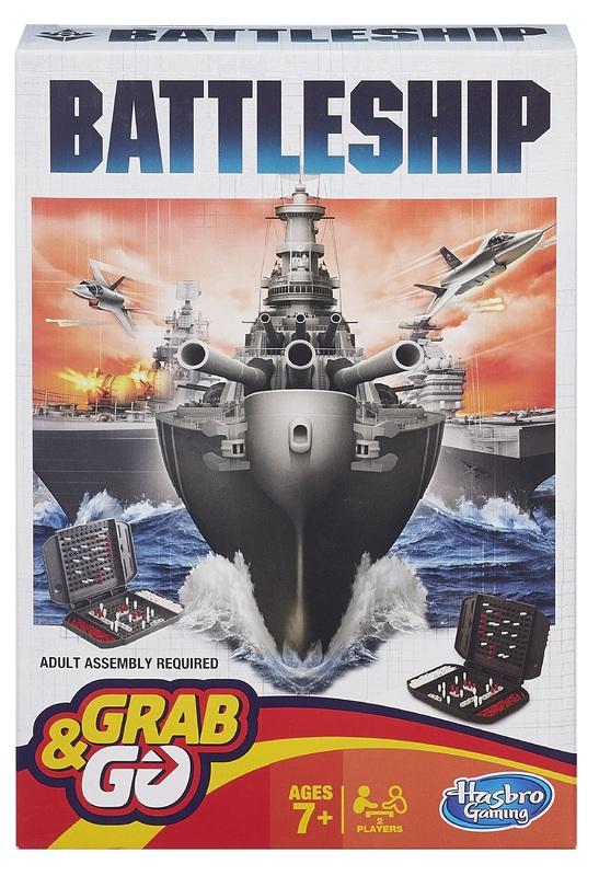 BattleShip - Grab & Go Edition