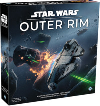 Star Wars: Outer Rim - Board Game