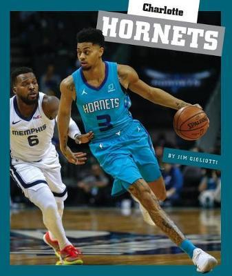 Charlotte Hornets by Jim Gigliotti