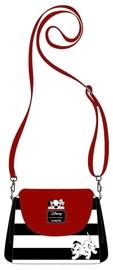 Loungefly: 101 Dalmatians Striped Crossbody Bag - Puppies