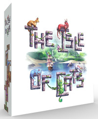 The Isle of Cats - Board Game