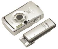 Canon Ixus Wireless 5Mp 3x Op Zoom+ Ip4200 Printer image