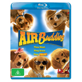 Air Buddies on Blu-ray