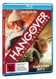 The Hangover and The Hangover Part II on Blu-ray
