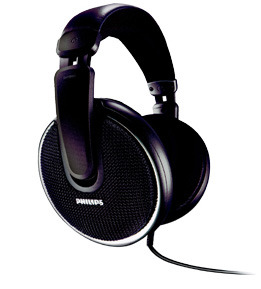 Philips SHP8900 Hi Fi Headphone - XXL Speaker Driver
