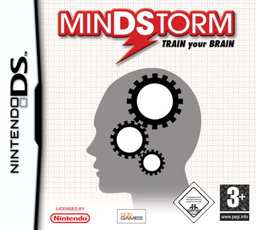 MinDStorm for Nintendo DS