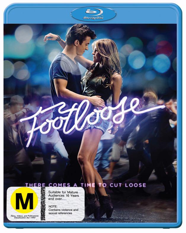 Footloose on Blu-ray