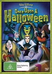 Once Upon A Halloween on DVD