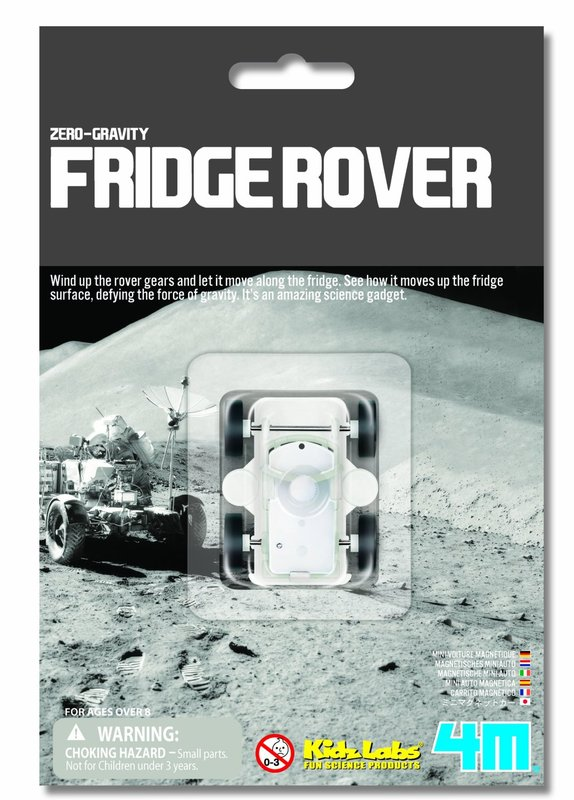 4M: Science Zero Gravity Fridge Rover