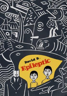 Epileptic by David B
