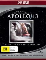 Apollo 13 on HD DVD