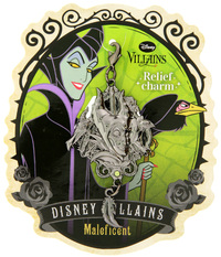 Disney Villains Bag Charm - Maleficent