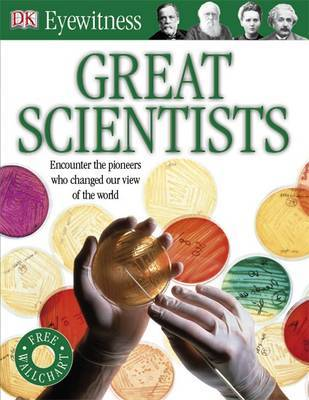 Great Scientists by Jacqueline Fortey image
