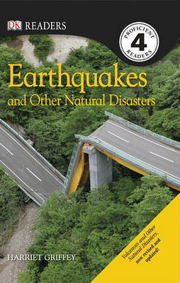 DK Readers L4: Earthquakes and Other Natural Disasters by Harriet Griffey image