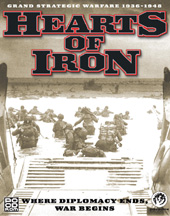 Hearts Of Iron for PC Games