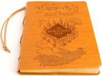 Harry Potter Journal (Marauders Map)