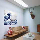 The Great Wave Wall Art (100cm x 80cm)