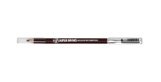 W7 Super Brows Pencil (Dark Brown)