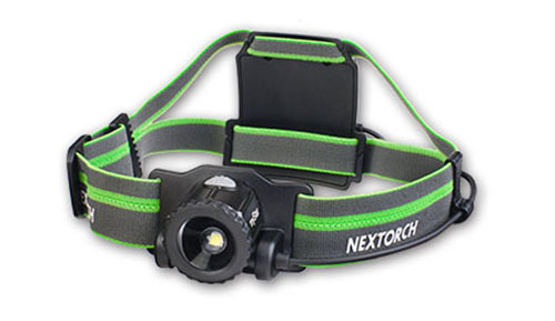 Nextorch MyStar H/L 510LU - 360 Degree Headlamp
