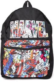 Marvel Comics: Reversible Logo - Fill Backpack