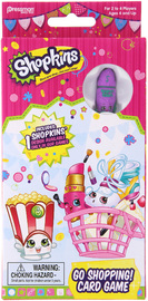 Shopkins: Go Shopping Card Game (assortment)