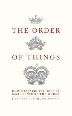 The Order of Things by Jackie Strachan image