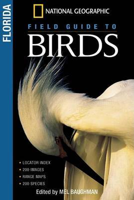 Ngeo Field Guide To The Birds by Mel Baughman