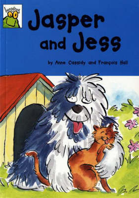 Leapfrog: Jasper and Jess by Anne Cassidy image