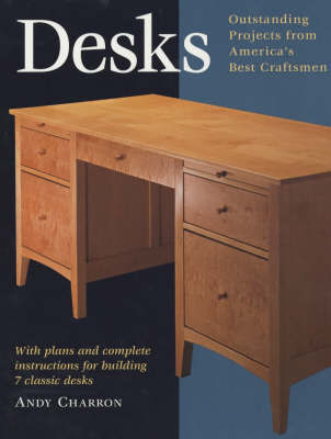 Desks by Andy Charron