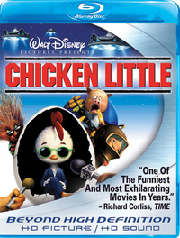 Chicken Little on Blu-ray