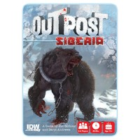 Outpost Siberia - Card Game
