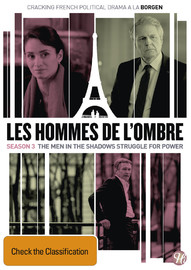 Les Hommes De L'ombre (The Shadow Men) Season 3 on DVD