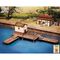 ColorED Scenery: Fishing Pier