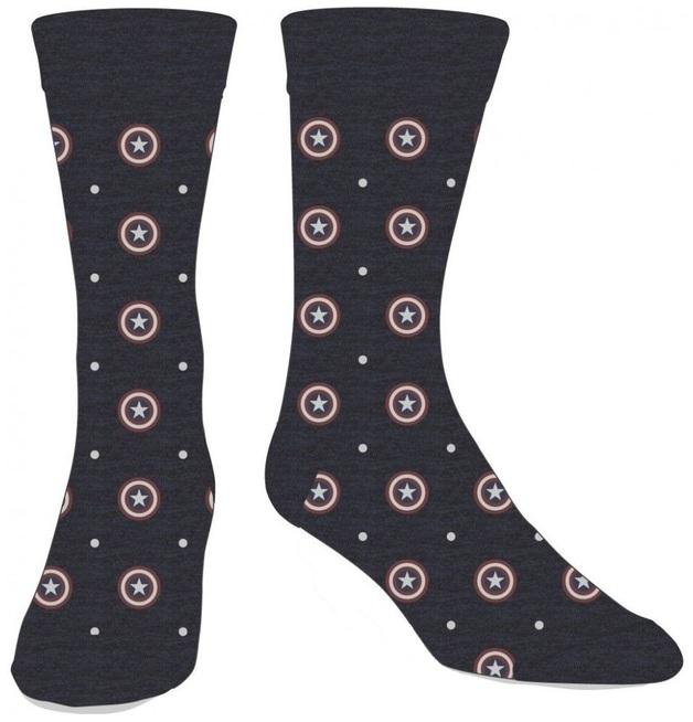 Marvel: Captain America - Men's Dress Socks