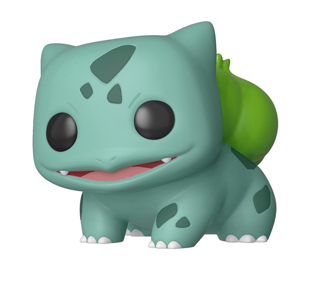 Pokemon - Bulbasaur Pop! Vinyl Figure image