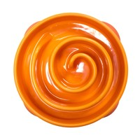 Outward Hound: Fun Feeder Orange - Mini