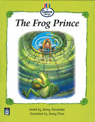 Literacy Land: Genre Beginner: Year 1: Frog Prince: Big Book image