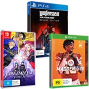 MightyApe com au | Buy Games DVDs Books & more | Express