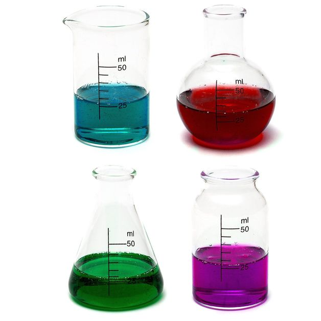 Mixology Chemical Shot Glasses - 50ml (Set of 4)