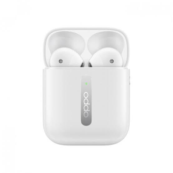 OPPO Enco Free True Wireless Headphones White image