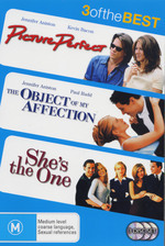Picture Perfect / Object Of My Affection / She's The One - 3 Of The Best (3 Disc Set) on DVD