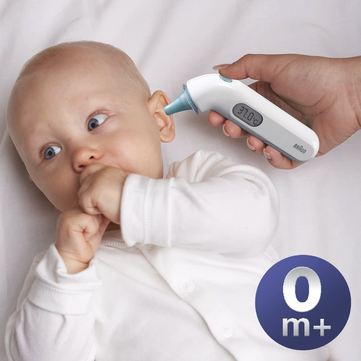 Braun IRT3030 ThermoScan 3 Ear Thermometer image