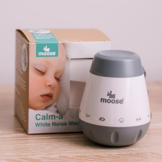 Moose: Calm-a White Noise Machine