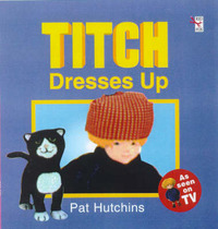 Titch Dresses Up by Pat Hutchins image