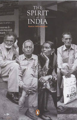 The Spirit of India by Ramin Jahanbegloo image
