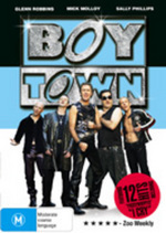 BoyTown on DVD