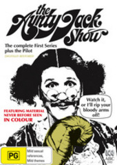 Aunty Jack Show, The - Complete Series 1 Plus The Pilot on DVD
