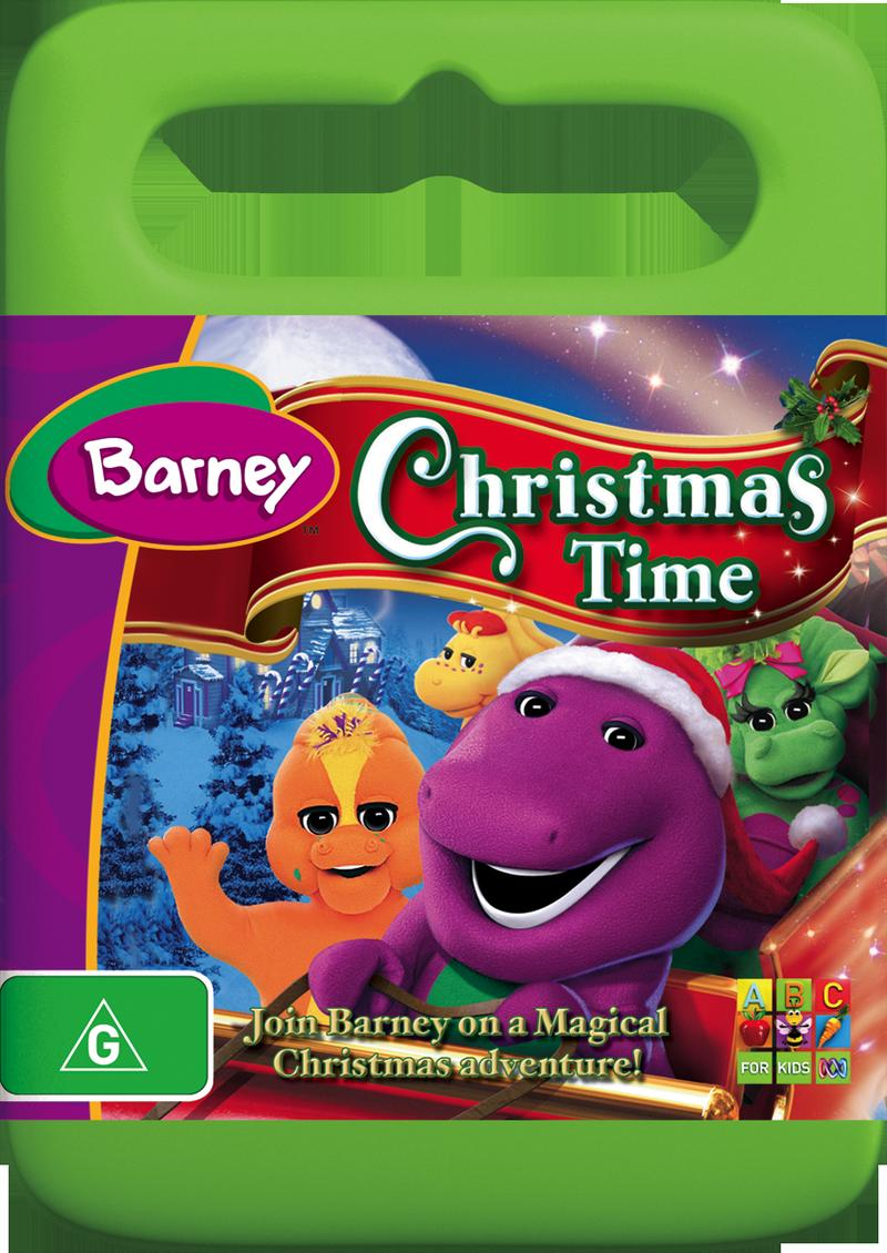 Barney - Christmas Time | DVD | Buy Now | at Mighty Ape NZ