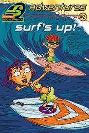 Adventures: #2: Surf's up! by Terry Collins image