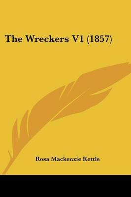 The Wreckers V1 (1857) by Rosa Mackenzie Kettle image